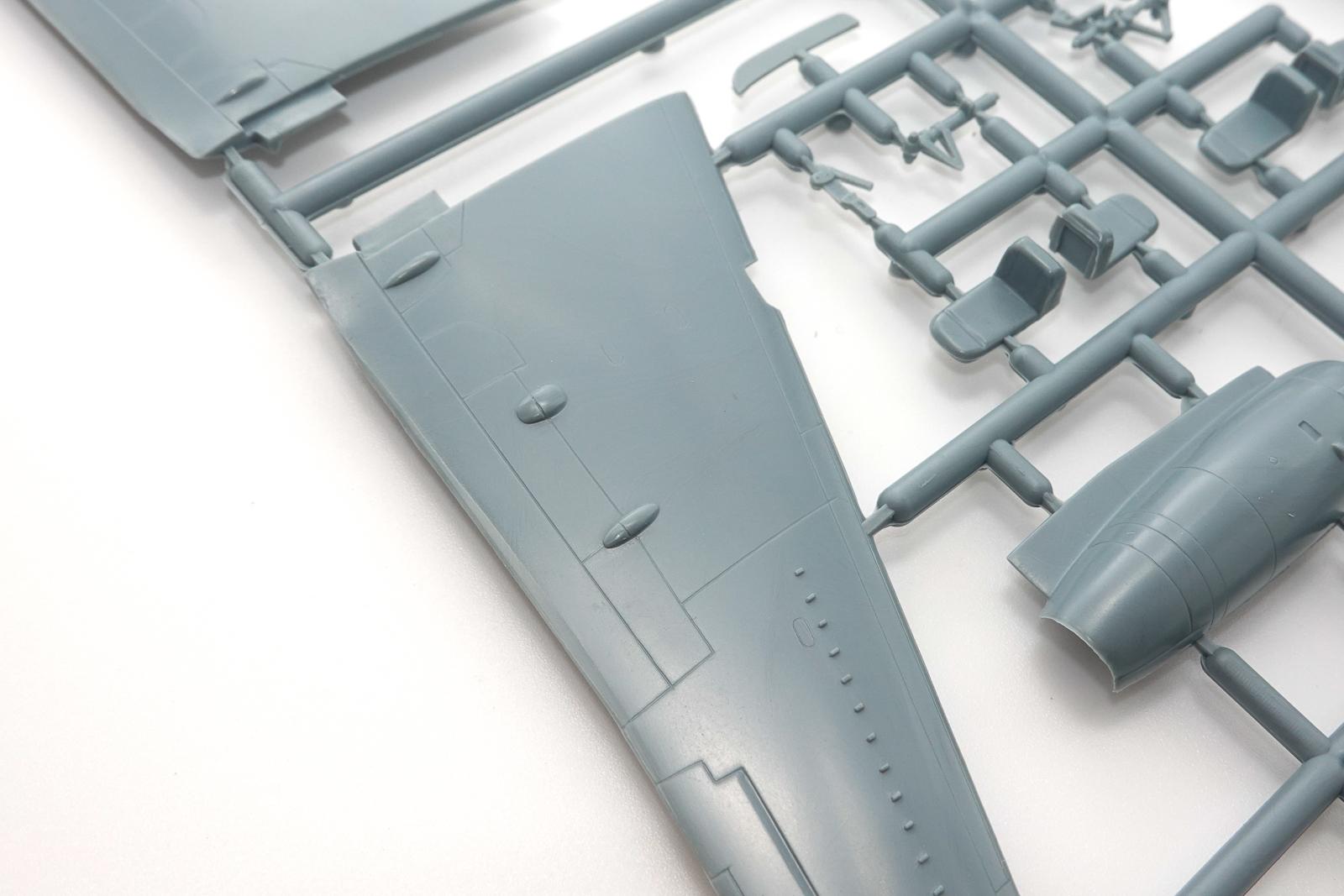 ソード 1/72 航空自衛隊 U-125 プラモデル パーツアップ 2