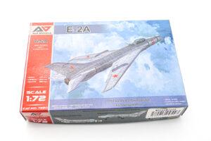 A&Aの1/72 Ye-2のプラモデルの箱