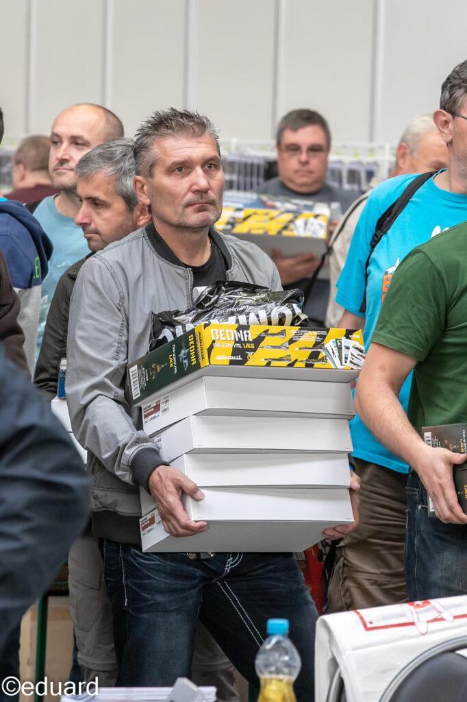 エデュアルド主催チェコの模型イベント2018模型展示